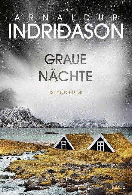 Graue Nächte - Arnaldur Indriðason