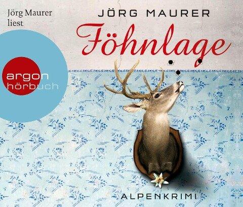 Föhnlage (Hörbestseller) - Jörg Maurer
