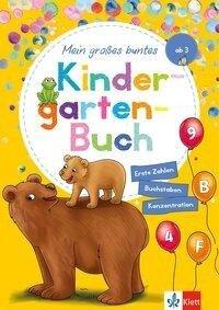 Klett Mein großes buntes Kindergarten-Buch -