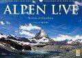 Alpen live - Rund um das Matterhorn (Wandkalender 2019 DIN A3 quer) - Olaf Bruhn