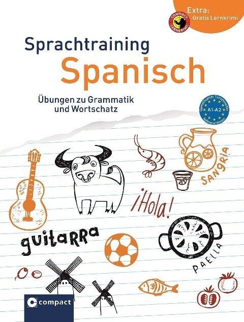 Compact Sprachtraining Spanisch - Ana López Toribio