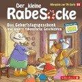 Der kleine Rabe Socke - Das Geburtstagsgeschenk und andere rabenstarke Geschichten -