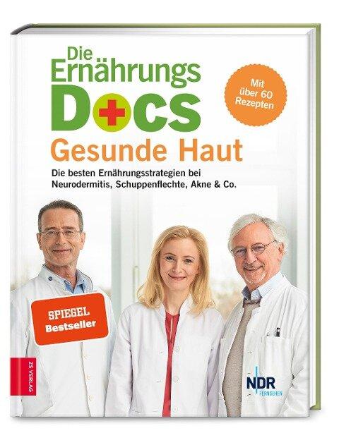 Die Ernährungs-Docs - Gesunde Haut - Anne Fleck, Jörn Klasen, Matthias Riedl