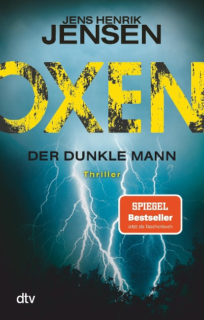 Oxen 02. Der dunkle Mann - Jens Henrik Jensen