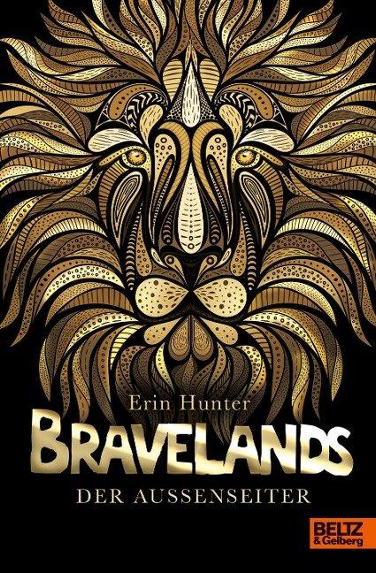 Bravelands 01 - Der Außenseiter - Erin Hunter