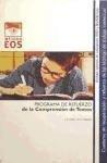Comprensión de textos - Jesús García Vidal, Daniel González Manjón