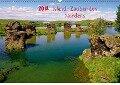 Island - Zauber des Nordens (Wandkalender 2018 DIN A2 quer) - Reinhard Pantke