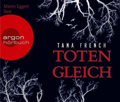 Totengleich (Hörbestseller) - Tana French