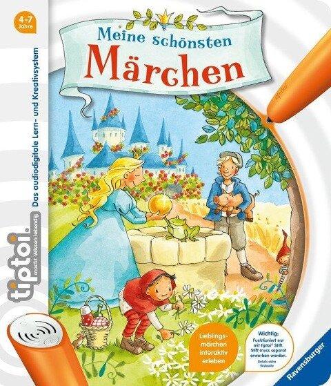 tiptoi® Meine schönsten Märchen - Anja Kiel