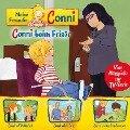 Meine Freundin Conni - 07: Conni beim Frisör / Conni auf Waldsafari / Conni auf der Burg / Conni und das Froschkonzert (Vier Hörspiele zur TV-Serie) -