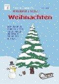 Vicky Bo's zauberhaftes Mitmachbuch & Malbuch - Weihnachten. Ab 3 bis 7 Jahre - Vicky Bo