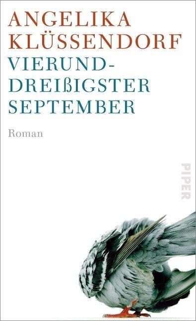 Vierunddreißigster September - Angelika Klüssendorf