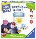 Tierchen-Mobile -