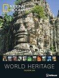 NG World Heritage 48 X64 Poster Calendar 2018 -