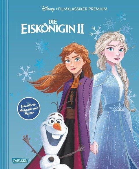 Disney: Die Eiskönigin 2 - Filmklassiker Premium: Erweiterte Ausgabe mit Poster - Walt Disney