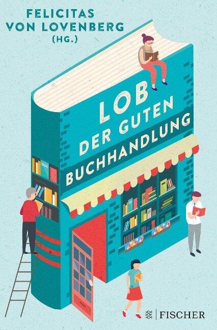 Lob der guten Buchhandlung -