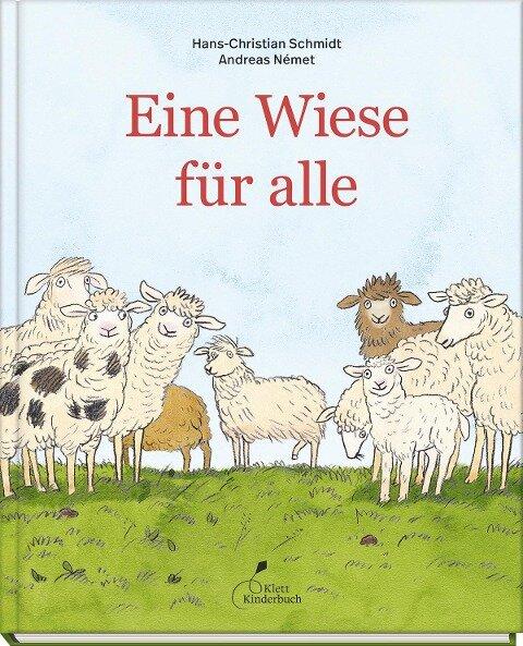 Eine Wiese für alle - Hans-Christian Schmidt