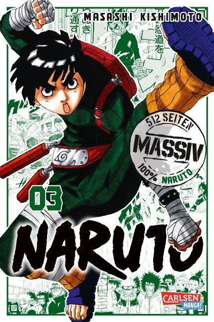 NARUTO Massiv 3 - Masashi Kishimoto