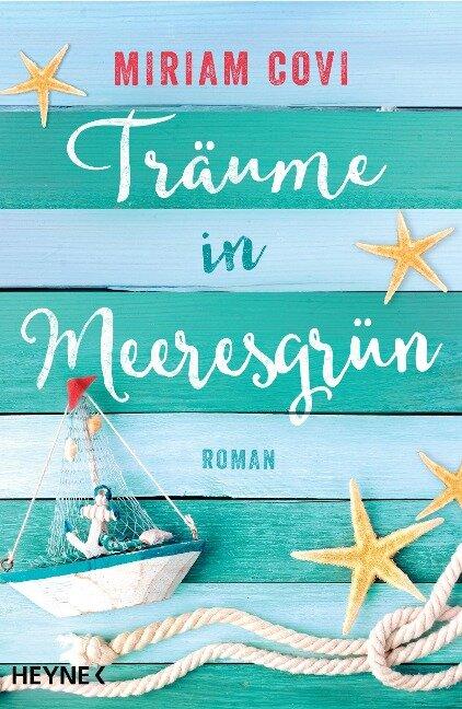 Träume in Meeresgrün - Miriam Covi