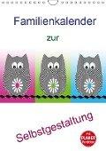 Familienkalender zur Selbstgestaltung (Wandkalender 2019 DIN A4 hoch) - K. A. Youlia