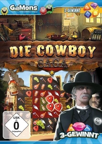 GaMons - Die Cowboy Saga. Für Windows Vista/7/8/8.1/10 -