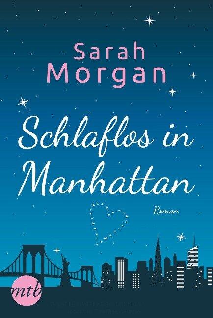 Schlaflos in Manhattan - Sarah Morgan