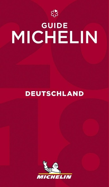 Guide Michelin Deutschland 2018 -