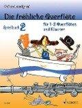 Die fröhliche Querflöte Spielbuch 2 - Gefion Landgraf