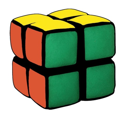 Rubik's Baby - My first Cube -