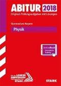 Abiturprüfung Bayern - Physik + ActiveBook -
