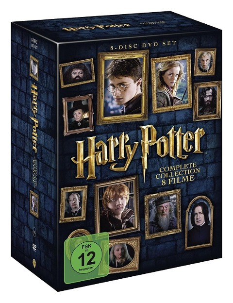 Harry Potter - The Complete Collection - Joanne K. Rowling