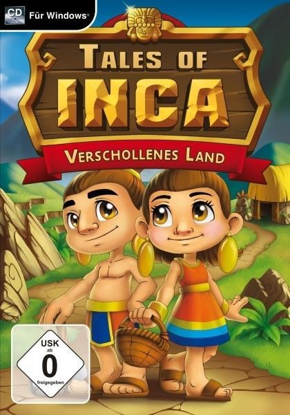Tales of Inca - Verschollenes Land. Für Windows Vista/7/8/8.1/10 -