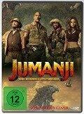 Jumanji - Willkommen im Dschungel - Chris Mckenna, Jeff Pinkner, Scott Rosenberg, Erik Sommers, James Newton Howard