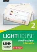English G LIGHTHOUSE 02: 6. Schuljahr. Vokabeltrainer interaktiv -