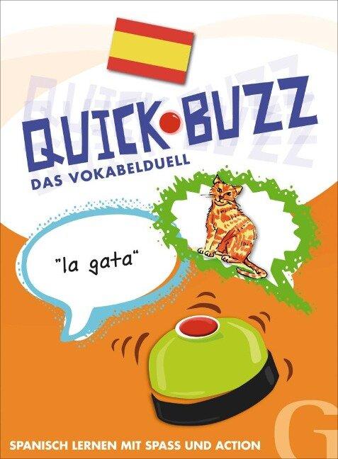 QUICK BUZZ - Das Vokabelduell - Spanisch -