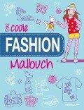 Das coole Fashion-Malbuch. Ab 6 Jahren -