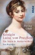 Königin Luise von Preußen - Heinz Ohff