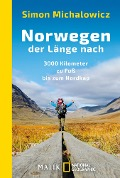 Norwegen der Länge nach - Simon Michalowicz