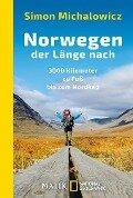 Norwegen der Länge nach - Simon Michalowicz