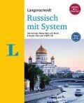 Langenscheidt Russisch mit System - Sprachkurs für Anfänger und Fortgeschrittene - Elena Minakova-Boblest