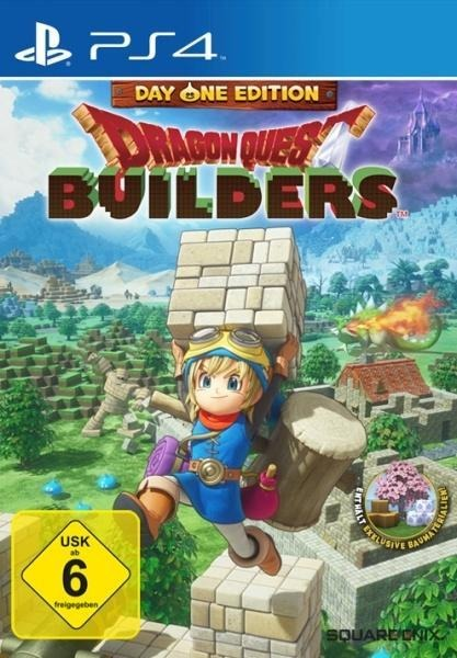 Dragon Quest Builders Day One Edition (PlayStation PS4) -