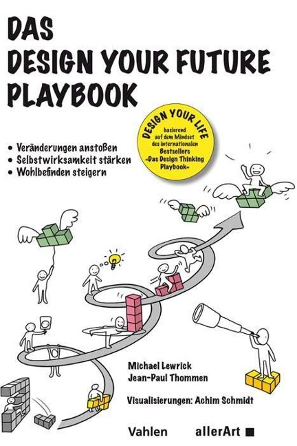 Das Design your Future Playbook - Michael Lewrick, Jean-Paul Thommen
