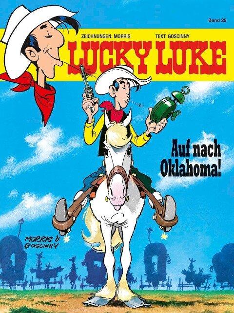 Lucky Luke 29 - Morris, René Goscinny
