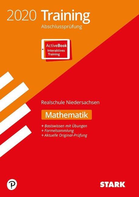 STARK Training Abschlussprüfung Realschule 2020 - Mathematik - Niedersachsen -