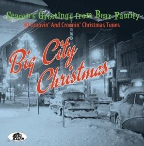 Big City Christmas - 30 Groovin' and Croonin' Christmas Tunes -