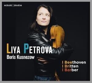 Violinsonaten - Liya/Kusnezow Petrova