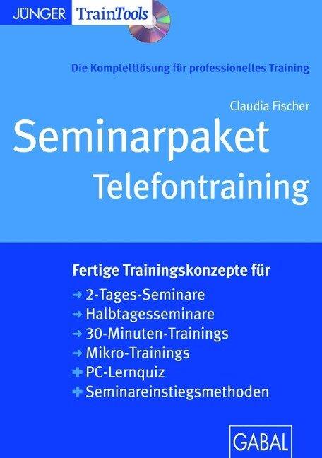 Seminarpaket Telefontraining - Claudia Fischer