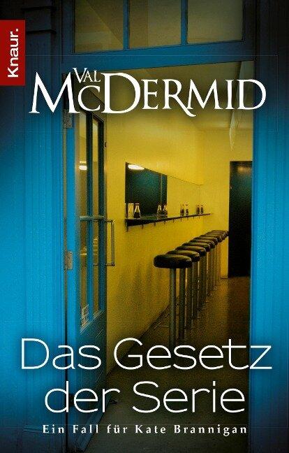 Das Gesetz der Serie - Val McDermid