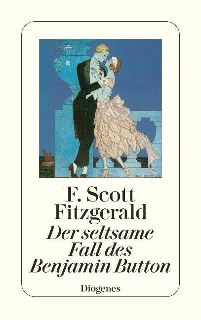 Der seltsame Fall des Benjamin Button - F. Scott Fitzgerald