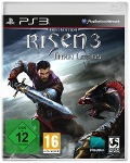 Risen 3: Titan Lords First Edition. PlayStation PS3 -